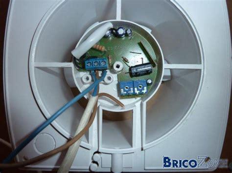 installation ventilateur salle de bain