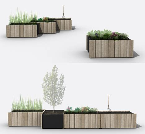 Wood For Benches by Urban Farm Kit Modular Chicken Coops Planters Amp Benches