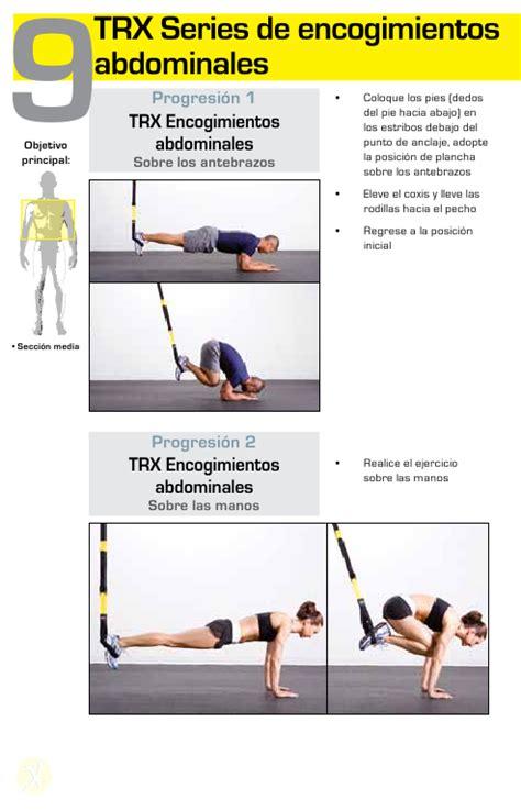 entrenamiento trx en casa trx ejercicios para abdominales trx entrenamiento
