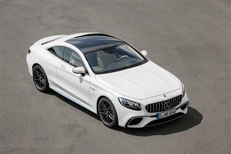 Mercedes Amg S65 by 2018 Mercedes Amg S63 S65 Coupe And Cabrio Get Nip And