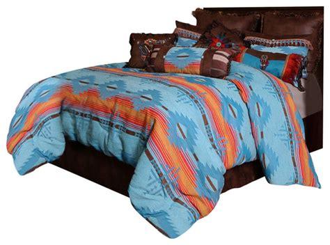 southwestern comforter sets king arizona southwest comforter bedding set