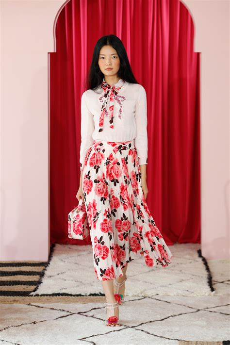 Spring 2017 kate spade new york spring 2017 ready to wear collection
