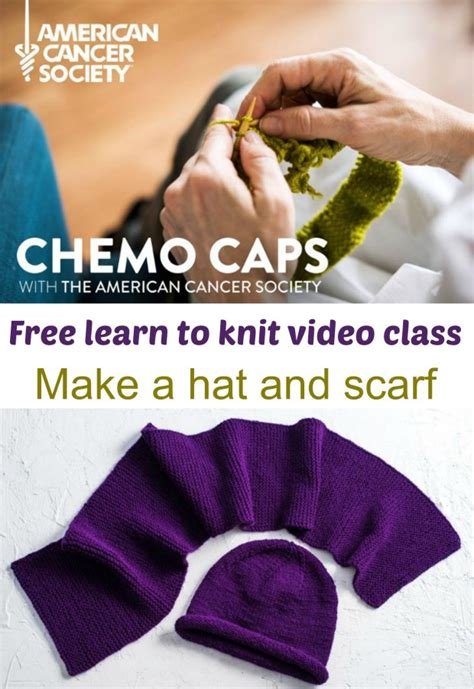learn how to knit a scarf free learn to knit class crafting news