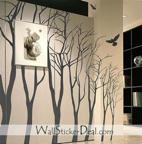 branches wall stickers birds and branch wall stickers wallstickerdeal