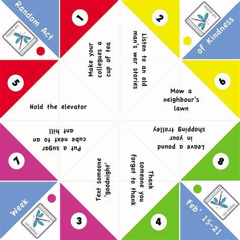 fortune teller origami printable fortune teller paper activity shelter