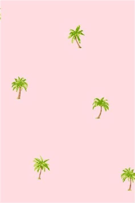 small tree pattern palm trees pattern