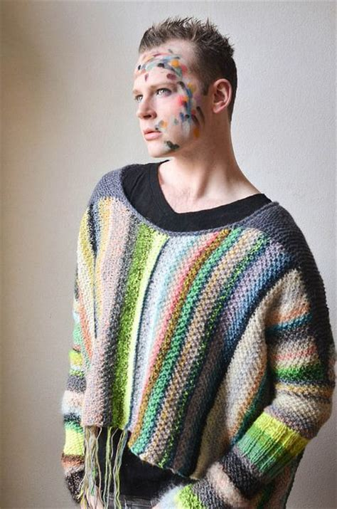stephen west knitting amazing technicolor dreamsweater pattern by stephen west