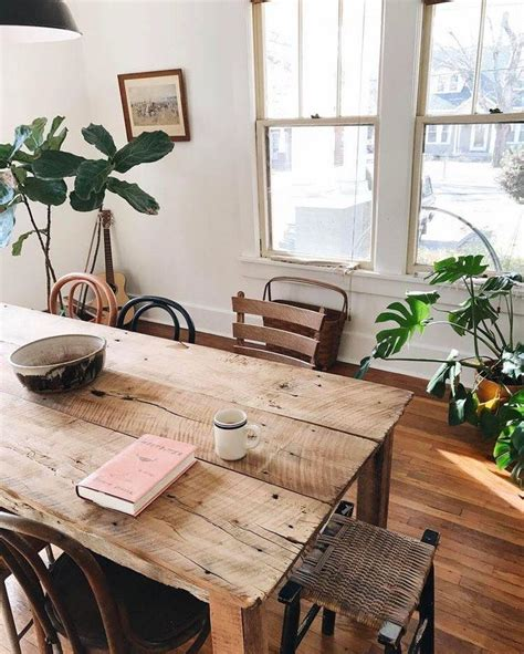 wooden kitchen tables 25 best ideas about wooden dining tables on