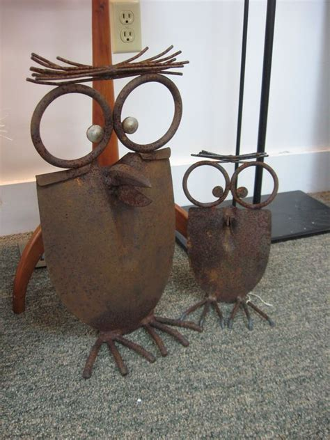 metal craft projects 19 creative diy rusted metal projects to beautify your yard