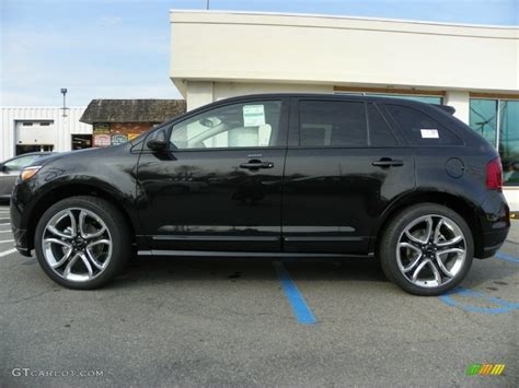 Black Ford Edge by Ford Edge Sport Black Www Pixshark Images
