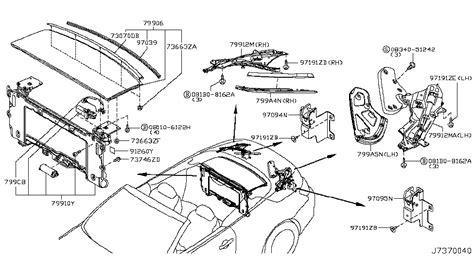 infiniti fx parts diagram auto wiring infiniti auto wiring diagram