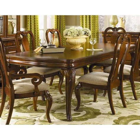 legacy classic evolution dining room furniture 9180 222 legacy classic furniture evolution rectangular leg table