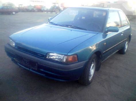 how cars engines work 1992 mazda familia on board diagnostic system service manual buy car manuals 1992 mazda mpv lane departure warning service manual buy car
