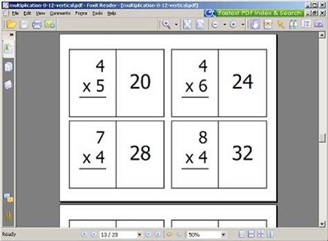 how to make math flash cards math flash cards free printable 24 7