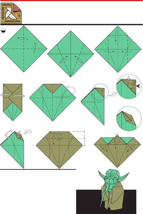 origami starwars 25 best ideas about wars origami on