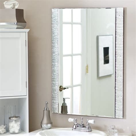 mirror for the bathroom bathroom mirrors design and ideas inspirationseek