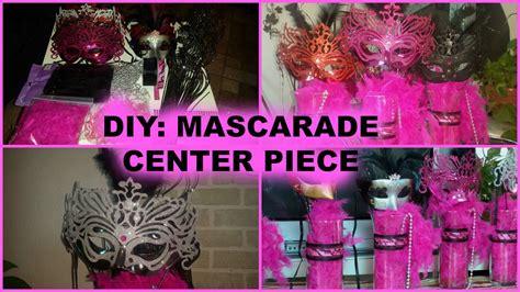make centerpieces diy how to make a masquerade centerpiece