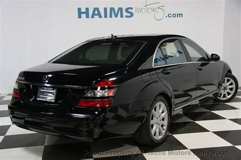 Mercedes S Class 2008 by 2008 Used Mercedes S Class S550 4dr Sedan 5 5l V8 Rwd
