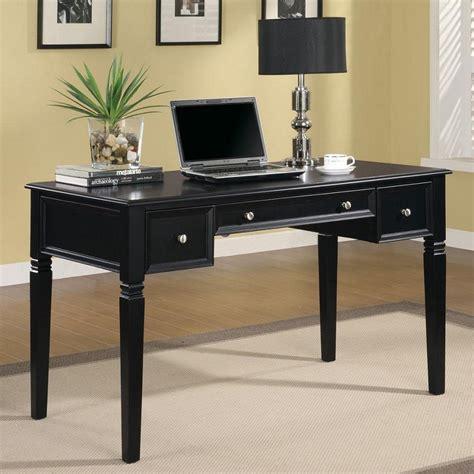 black office desk furniture outlet computer desk writing desk computer