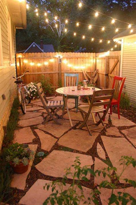 patio light ideas 26 breathtaking yard and patio string lighting ideas will