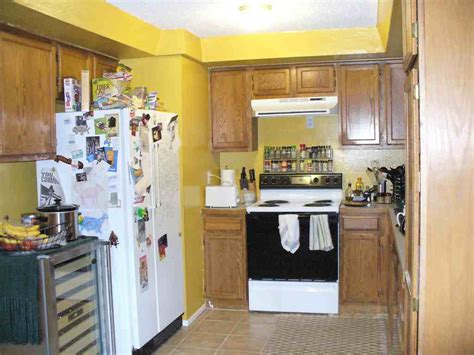 yellow and brown kitchen ideas decorating lovely yellow wall color ideas kropyok home interior exterior designs