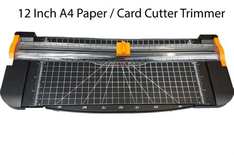 what is the best paper cutter for card heavy duty a4 photo paper cutter guillotine card trimmer