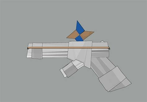 cool origami weapons 29 best paper weapons images on