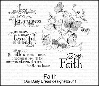Our Daily Bread Designs For The Of New