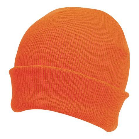 Orange Beanie Beanie Ville