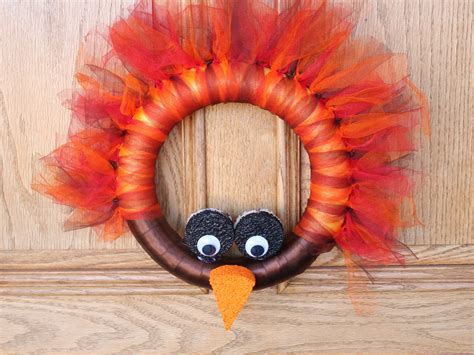 diy thanksgiving crafts for diy turkey wreath thanksgiving decor simply being