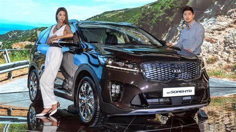 Kia Sorento 2018 Facelift by 2018 Kia Sorento Gets A Facelift In Korea Carscoops