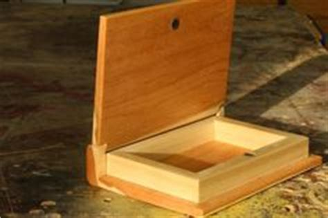 wooden book boxes 90 jewelry box plans planspin