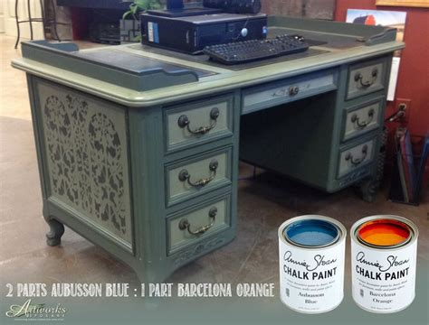 chalk paint using two colors 17 best images about chalk paint colors and color mixing