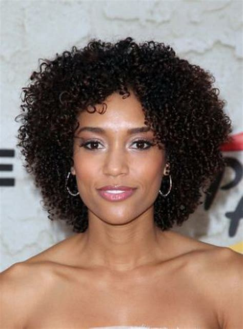 afro wedge haircuts best short curly black hairstyles 2013 curly or wavy hair