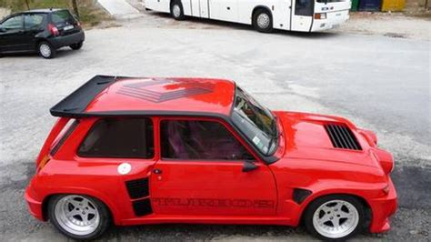 Renault 5 Turbo For Sale Usa by Classified Ad Of The Week Renault 5 Turbo 2 Top Gear