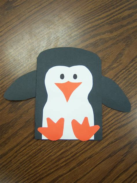 penguin crafts penguins storytime