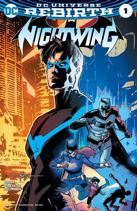 nightwing vol 4 blockbuster rebirth nightwing dc universe rebirth dc comics rebirth nightwing 1 spoilers review who