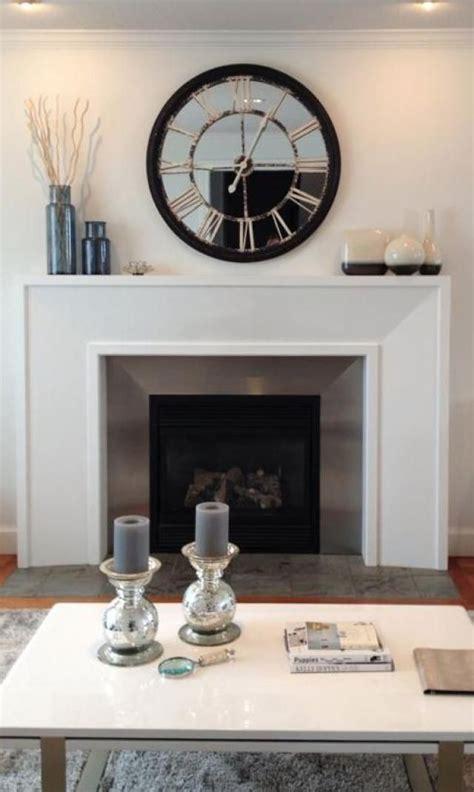 fireplace wall decor best 10 modern fireplace decor ideas on