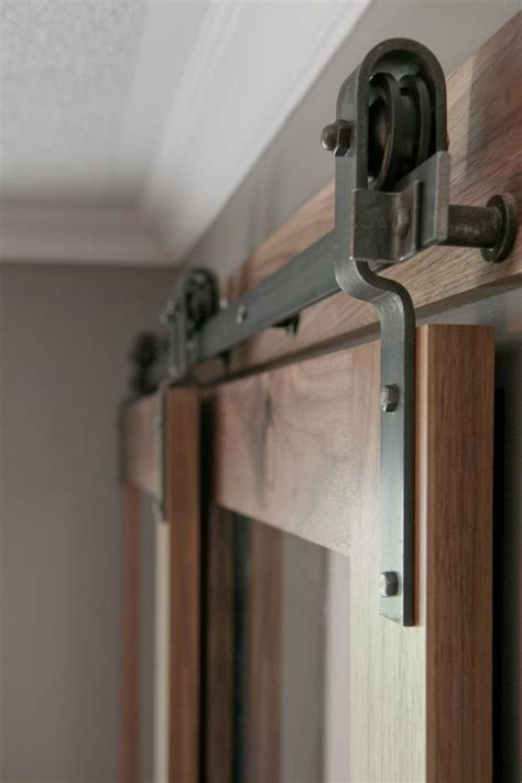 barn door track and hardware 25 best ideas about barn door hinges on