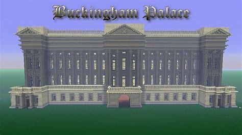 Victorian Blueprints buckingham palace minecraft project