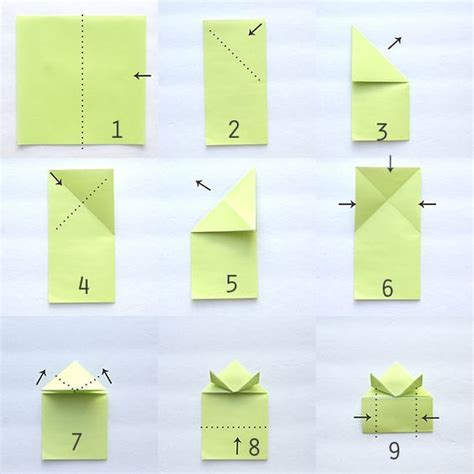 origami frogs that jump origami jumping frogs easy folding its