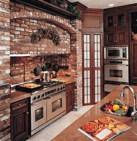 kitchen wall design ideas 25 exposed brick wall designs defining one of