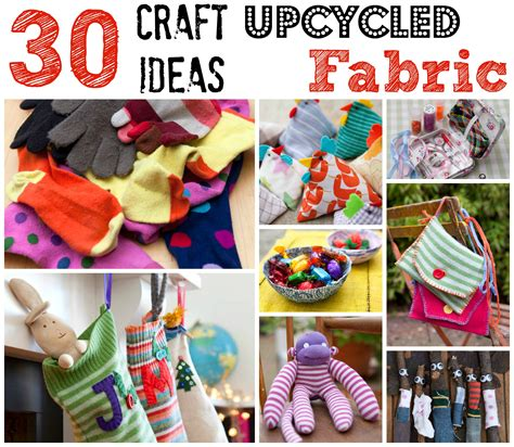 small craft projects with fabric upcycled fabric craft ideas ted s