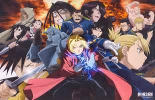 fullmetal alchemist fullmetal alchemist brotherhood anime review