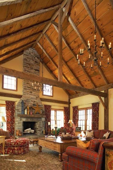 house plans with vaulted great room rustic vaulted ceiling house plans