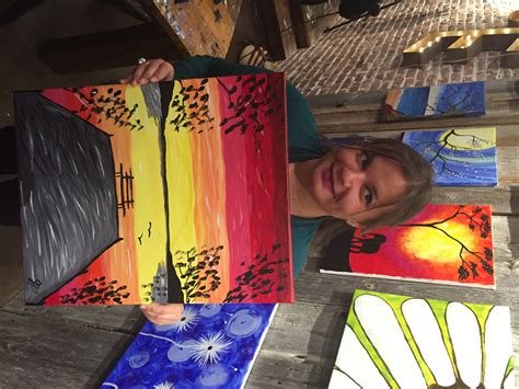 muse paintbar december 2017 muse paintbar in lynnfield pacelli