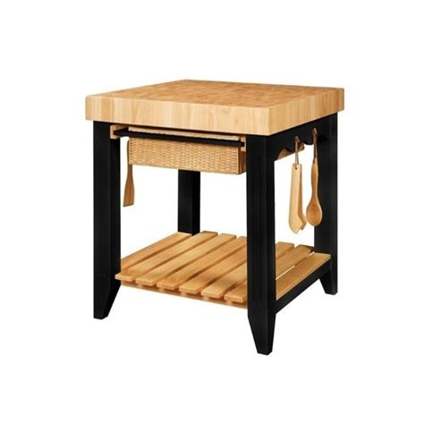 powell color story butcher block kitchen island colder powell furniture color story black butcher block kitchen