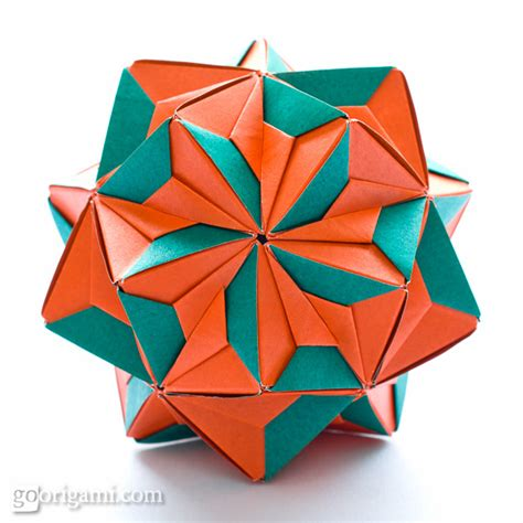 www origami 1000 images about sonobe kusudama on