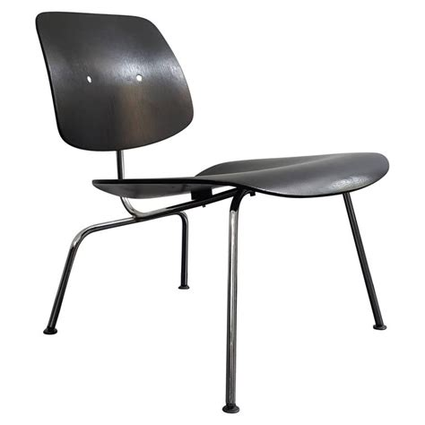 eames chair recliner original vintage charles and eames lcm recliner for