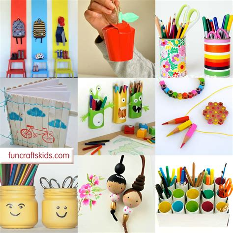 school craft projects 20 back to school ideas crafts